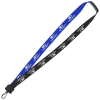 Two-Tone Cotton Lanyard -3/4