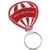 Air Balloon Soft Key Tag - Opaque