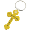 Cross Soft Key Tag - Opaque