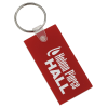 Large Rectangle Soft Key Tag - Opaque