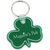 Shamrock Soft Key Tag - Opaque