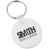 Small Round Soft Key Tag - Opaque