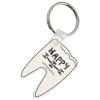 Tooth Soft Key Tag - Opaque