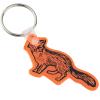 Fox Soft Key Tag - Translucent