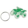 Four Wheeler Soft Key Tag - Opaque