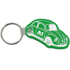 VW Bug Soft Key Tag - Translucent