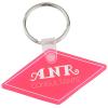 Diamond Soft Key Tag - Translucent