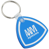 Shield Soft Key Tag - Translucent