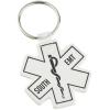 Medical Symbol Soft Key Tag - Opaque