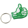 Thumbs Up Soft Key Tag - Translucent