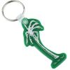 Palm Tree Soft Key Tag - Opaque
