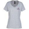 Hanes X-Temp Performance T-Shirt - Ladies'- Emb