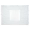 Standard 10' Event Tent - Window Wall - Blank