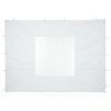 10' Premium Event Tent - Window Wall - Blank