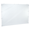10' Premium Event Tent - Mesh Tent Wall - Blank