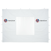 10' Premium Event Tent - Window Wall