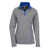 Fusion 1/4 Zip Performance Pullover - Ladies'
