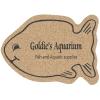 Cork Coaster - Fish