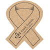 Cork Coaster - Awareness Ribbon