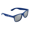 Risky Business Sunglasses - Silver Mirror Lens