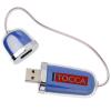 Duo USB Drive w/Hub - 8GB