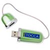 Duo USB Drive w/Hub - 16GB