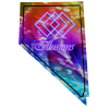 Flat Flexible Magnet - State - Nevada - 30 mil