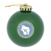 Round Shatterproof Ornament - Opaque - Full Color