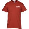 Gildan 5.3 Cotton T-Shirt – Men's - Screen - Colors - 24 hr