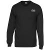 Gildan Ultra Cotton LS T-Shirt - Men's -Colors-Screen- 24 hr