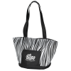Poly Pro Lunch-To-Go Cooler - Zebra - 24 hr
