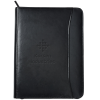 Zippered Portfolio - Leather