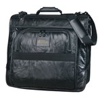 Leather Valet Garment Bag