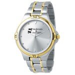 Two Tone Stainless Steel Watch - Ladies'