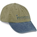 Stonewashed Cap - Transfer