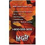 Bic 20 mil Jumbo Business Card Magnet