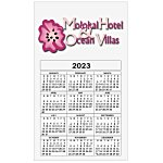 Bic 20 mil Calendar Magnet - Medium