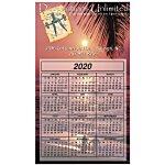 Bic 30 mil Calendar Magnet - Medium