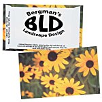 Business Card Seed Packet  Black Eyed Susan
