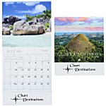 Glorious Getaways Calendar - Mini