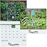 Garden Walk Calendar - Spiral
