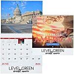 Celebrate America Calendar - Spiral