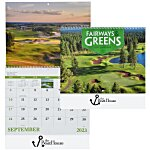 Fairways & Greens Calendar - Spiral