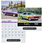 Muscle Cars Calendar - Spiral