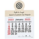 Peel-n-Stick Calendar - Circle