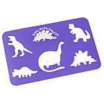 Drawing Stencil - Dinosaurs