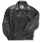 Burk's Bay Lambskin Leather Coat - Men's