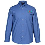 Harriton Oxford w/Stain Release Shirt - Men's