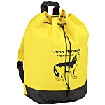 Drawstring Tote Backpack