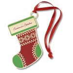 Holiday Ornament - Stocking
